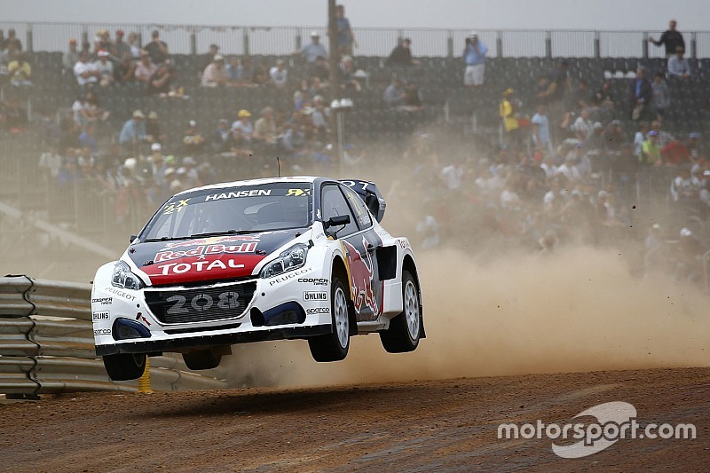 Peugeot will im Jahr 2020 in die Elektro-Rallycross-Serie einsteigen