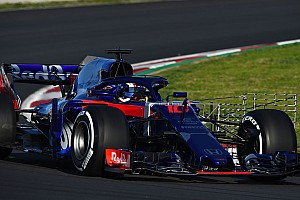 Formula 1 Top List Gallery: Key tech shots from the second F1 test