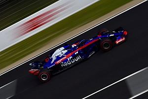 Formula 1 I più cliccati Fotogallery: le foto più belle della Toro Rosso STR13 nei test del Montmelo