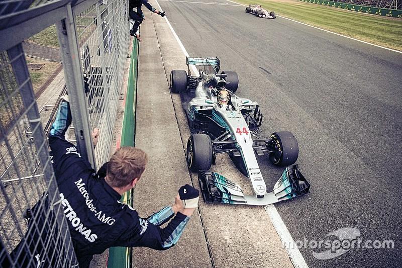 Підсумки сезону Ф1: Mercedes – екзамен на чемпіонство