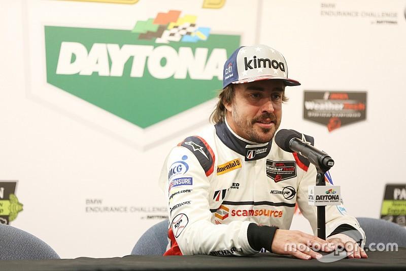 Alonso intéressé par un test en NASCAR