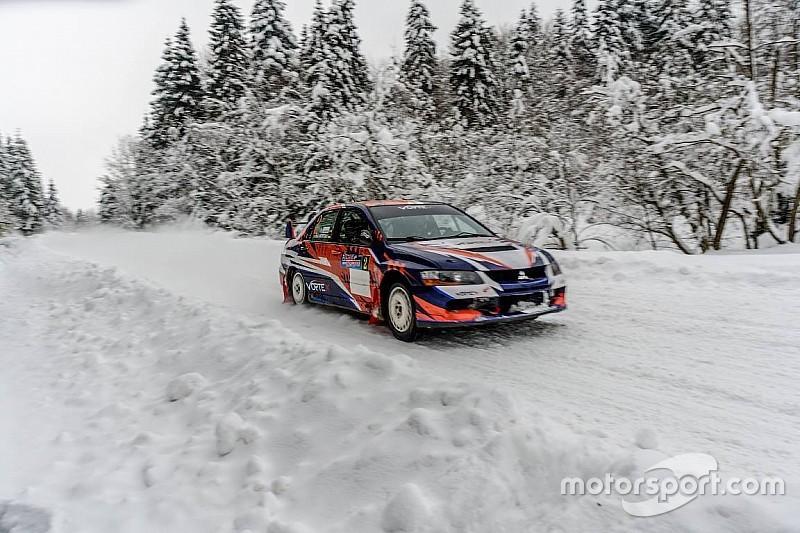 Ралі «Зимові Вершини»: Початок ралійного сезону-2019