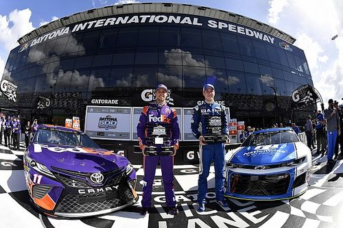 Daytona 500: Complete starting grid in pictures