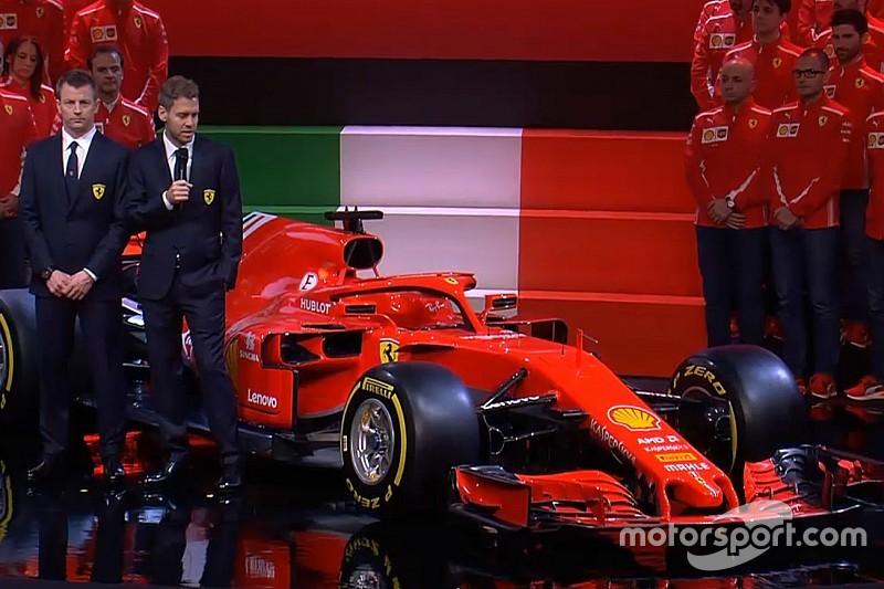 """Räikkönen: """"Quand elle est belle, elle est rapide"""""""