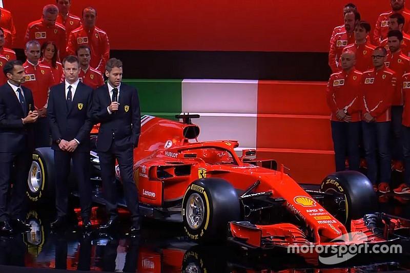 Raikkonen: Yeni aracımız harika ve genelde güzel araçlar hızlıdır!