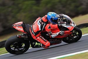 WSBK Résumé d'essais Essais Phillip Island - Melandri surprend les Kawasaki
