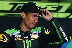 MotoGP Breaking news Syahrin secures Tech 3 Yamaha MotoGP ride