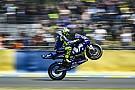 "Rossi: ""Largar da terceira fila será difícil"""