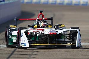 Formule E Résumé de course Course - Abt s'impose pour un doublé Audi à domicile