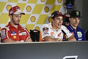 MotoGP Últimas notícias Para rivais,