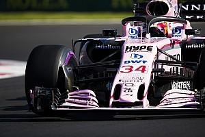 Fórmula 1 Crónica de test 433 giros completó Pirelli en México