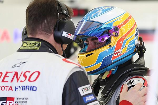WEC Vasselon sobre Alonso en el WEC: