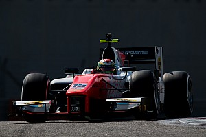 FIA F2 Testing report Deletraz quickest on first day of F2 testing