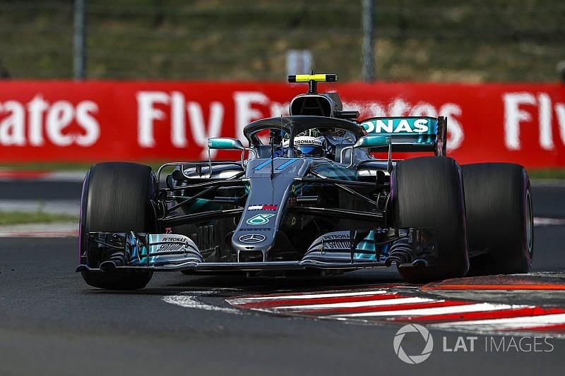 Bottas hit with 10-second penalty for Ricciardo clash