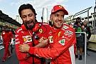 Apesar de pole, Vettel rejeita favoritismo: