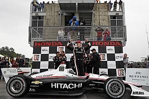 IndyCar Yarış raporu Barber IndyCar: Kazanan Newgarden