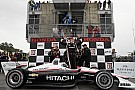IndyCar Barber IndyCar: Newgarden dominates in dry-wet race