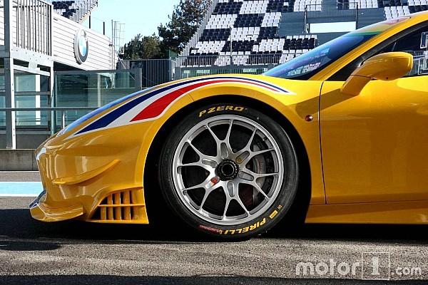 Ferrari Actualités Reportage - En immersion avec la Ferrari 488 Challenge