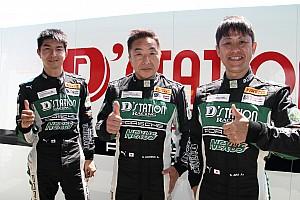 スーパー耐久 速報ニュース D'station Porscheの星野敏「走り始めから手応えを感じていた」