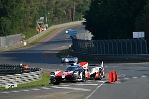 24 heures du Mans Résumé d'essais Warm-up - Toyota désormais face à son destin