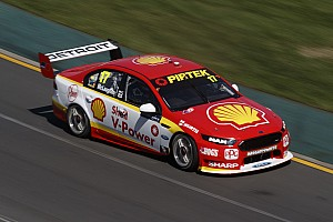 Supercars Race report Albert Park Supercars: McLaughlin wins historic AGP opener