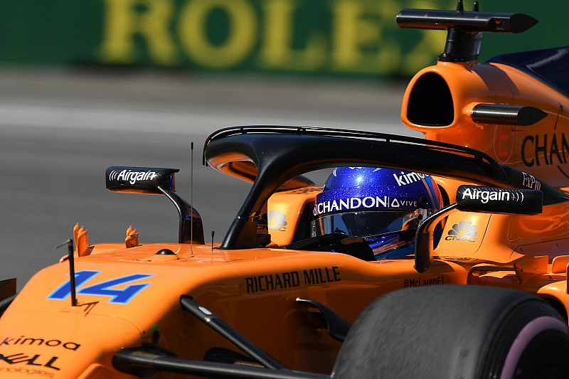 McLaren calculó mal la carga aerodinámica en Canadá