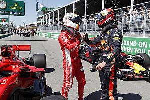 Formule 1 Réactions Verstappen s'installe en trouble-fête sur la grille de départ