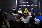 Formule 1 Wie zitten er in de FIA-persconferentie voor de GP van Monaco?