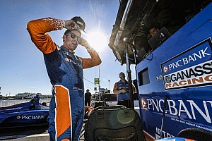 IndyCar Practice report Long Beach IndyCar: Dixon fastest in first practice