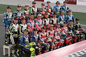 MotoGP Previo GALERÍA: todos los pilotos de MotoGP para la temporada 2018