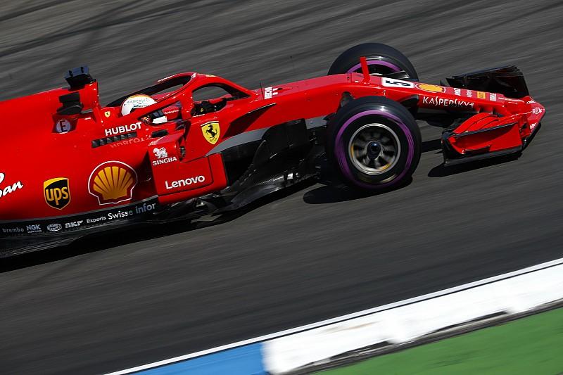 ドイツGP予選速報:ベッテル母国ポール。トロロッソ・ホンダQ1敗退