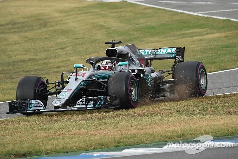 Potong garis pit entry, Hamilton dipanggil steward