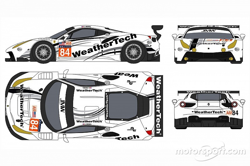 WeatherTech Racing joins forces with JMW for Le Mans