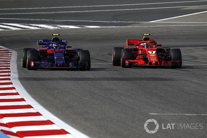 【動画】F1第2戦バーレーンGPフリー走行3回目ハイライト