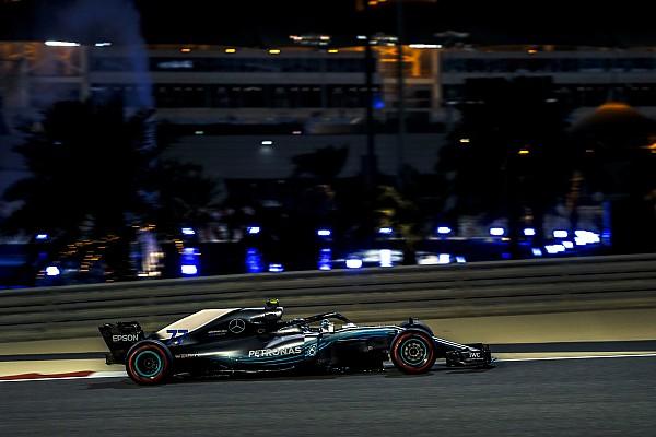 Nur zweite Kraft in Bahrain: Mercedes muss Ferrari Vortritt lassen