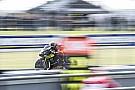 Johann Zarco im MotoGP-Quali wieder in Reihe eins: