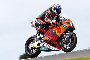 Moto2 Race report Australian Moto2: Oliveira leads Binder in historic KTM 1-2