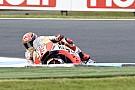 Márquez se escapa en la clasificación