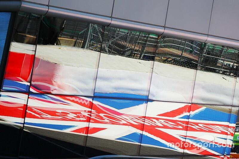 Carey: F1, Silverstone'la görüşmeye devam ediyor