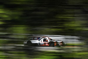 IMSA Practice report CTMP IMSA: Braun stays on top as Castroneves wrecks