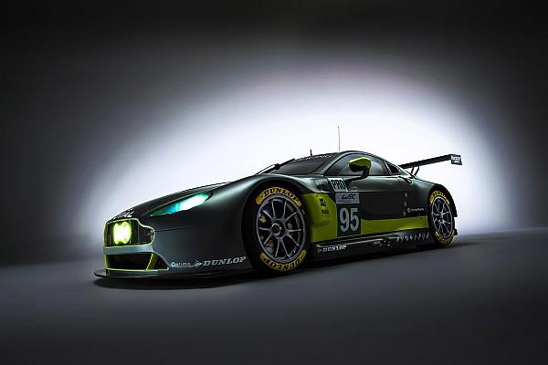 Aston Martin объявила состав экипажей в WEC