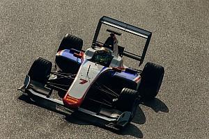 GP3 Breaking news GP3 completes shakedown of third generation car