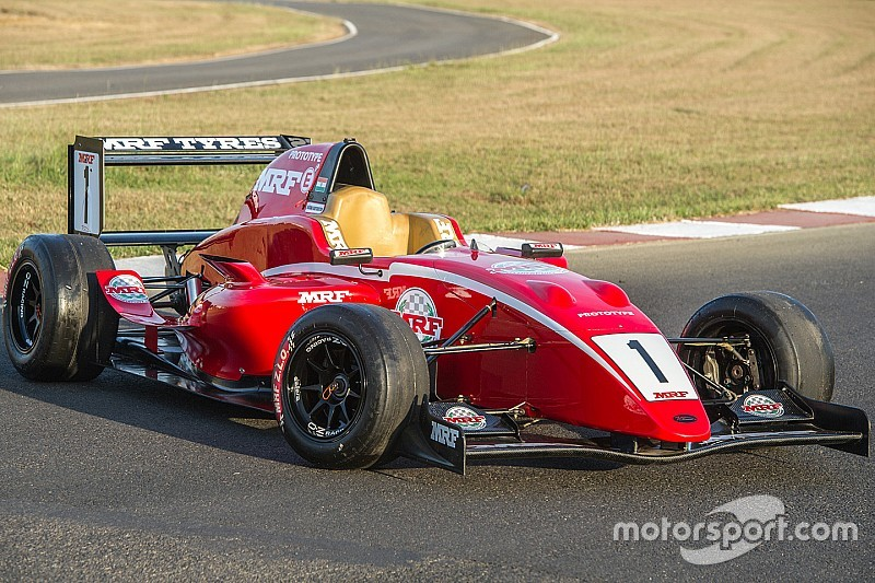 "Organisers keen on making MRF Challenge a ""regional F3 championship"""