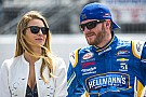 Dale Jr.'s wife, Amy, named honorary pace car driver at Martinsville