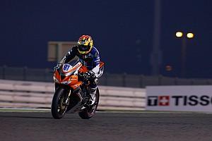 Supersport Sıralama turları raporu Supersport Katar: Stapleford'dan sürpriz pole pozisyonu!