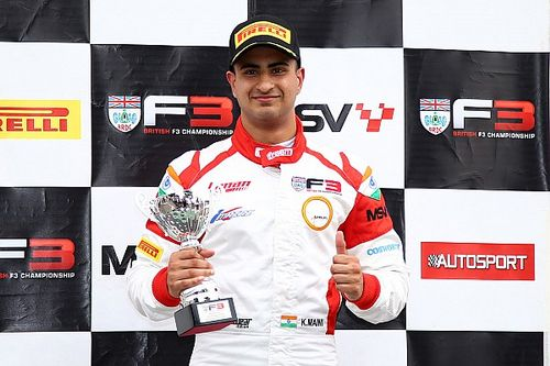 Kush Maini explains how British F3 title bid derailed