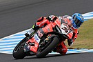 Superbike-WM WSBK-Test: Bestzeit für Ducati, Jonathan Rea stürzt
