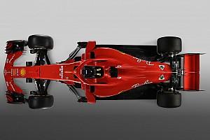 Forma-1 Motorsport.com hírek Ferrari SF71H: hosszabb tengelytáv és még karcsúbb karosszéria