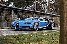OTOMOBİL Bir Bugatti Chiron şimdiden açık artırma yolunda