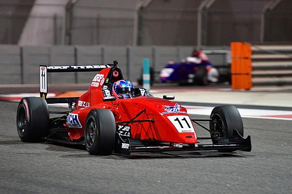 Indian Open Wheel Abu Dhabi MRF: Drugovich cruises to Race 1 win